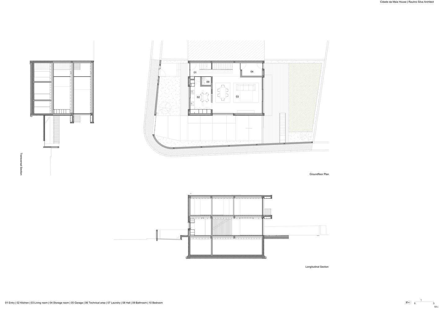 Gallery Of Maia House Raulino Silva Arquitecto 28