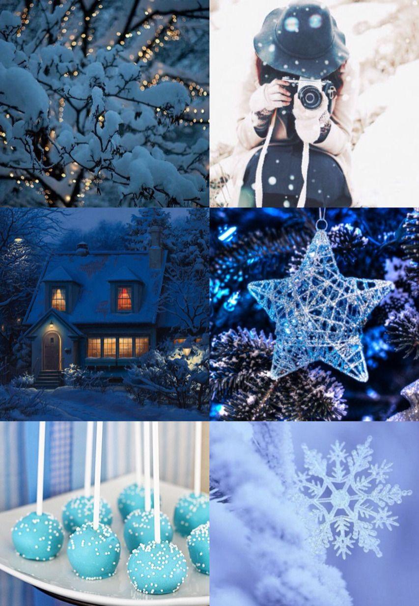 Christmas Aesthetic: Ravenclaw. | Aesthetics | Pinterest