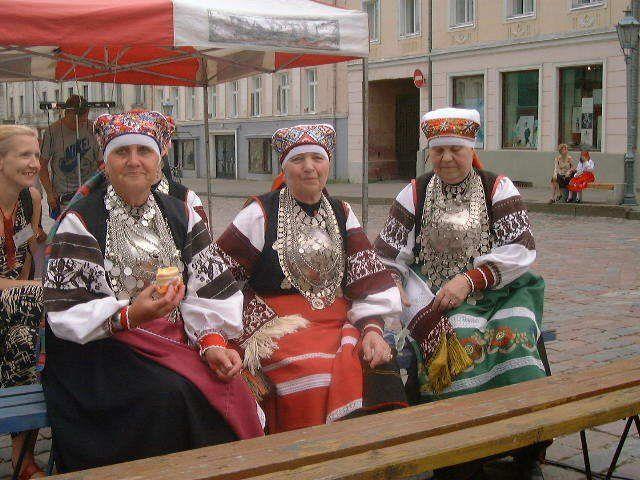 Resultado de imagen para Estonios tribe