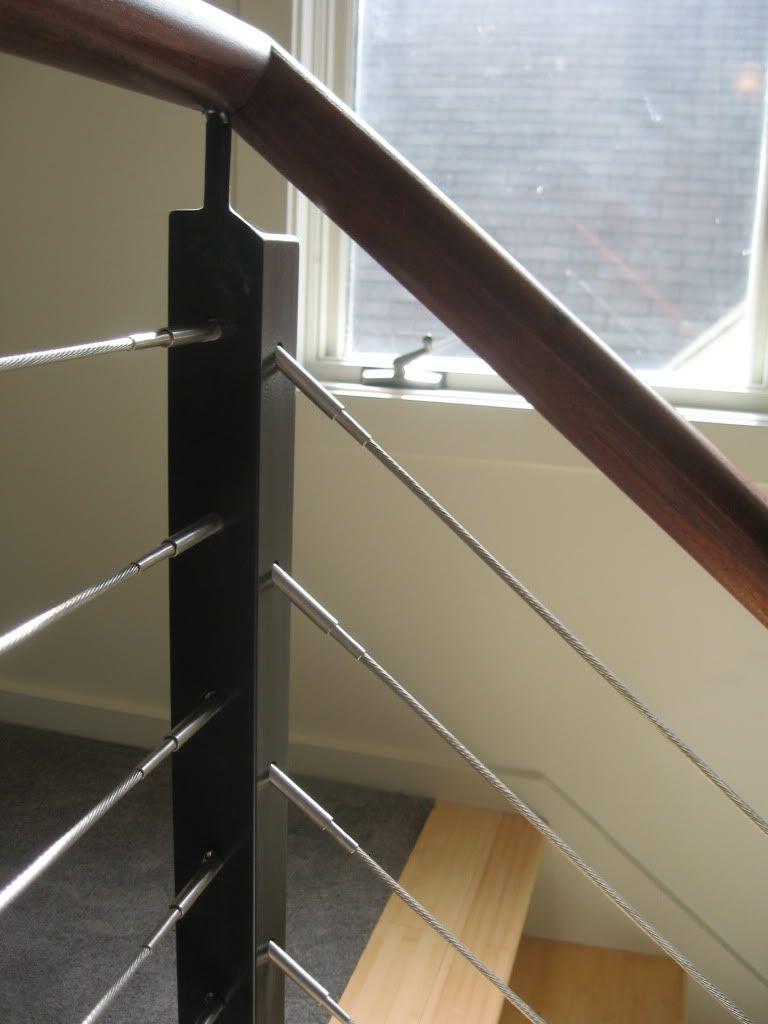 Best Minimalist Modern Handrail System Design Addict Forum 400 x 300