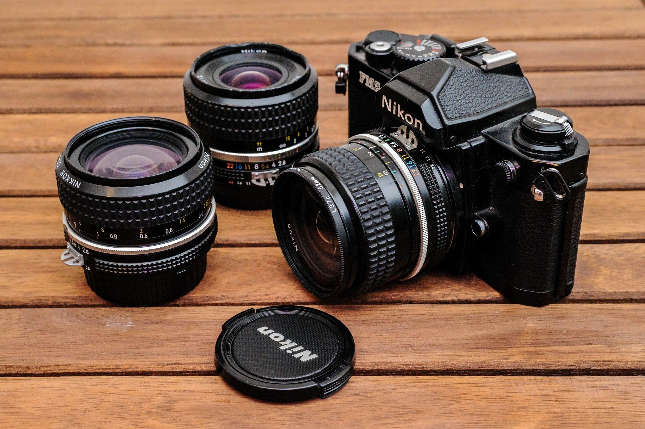 Nikon Fm2 Nikon Photography Camera Camera Nikon