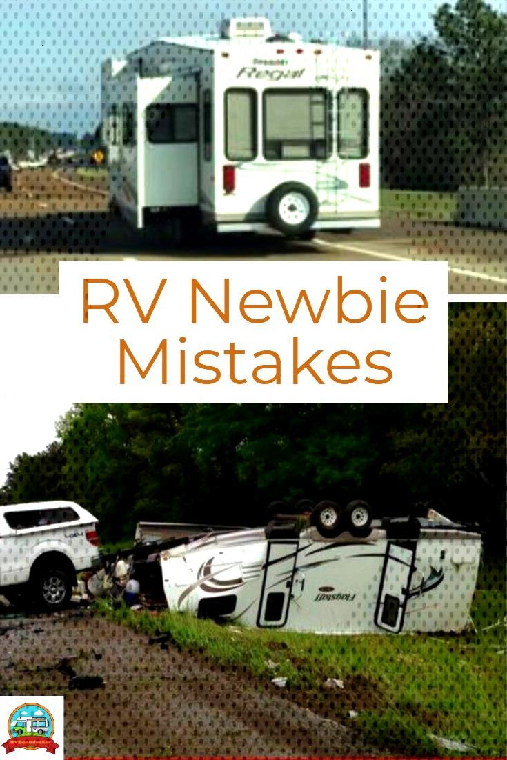 RV Newbie Mistakes — Avoid Costly Mistakes in your RV -  RV Newbie Mistakes you can avoid. Save y