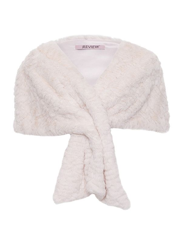 c56941929 Image result for review fur stole in marshmallow | Helen's wedding ...