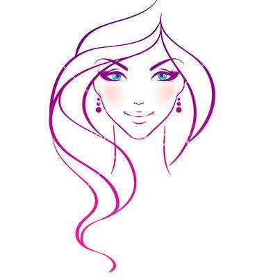 virtual hair salon clip art - Hľadať Googlom | Salon | Pinterest