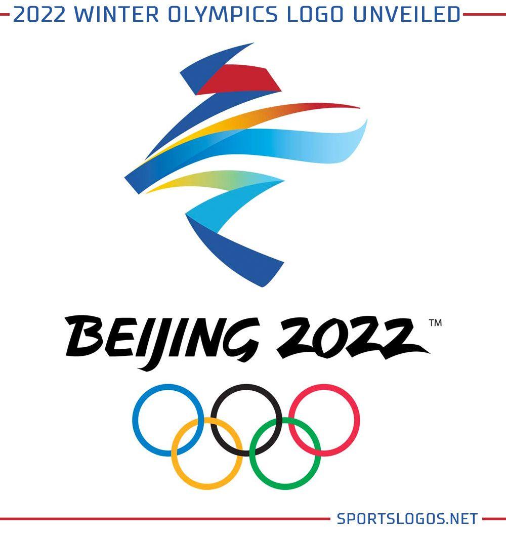 2022 Winter Olympics Logo Unveiled - Beijing, China   Olympic logo ...