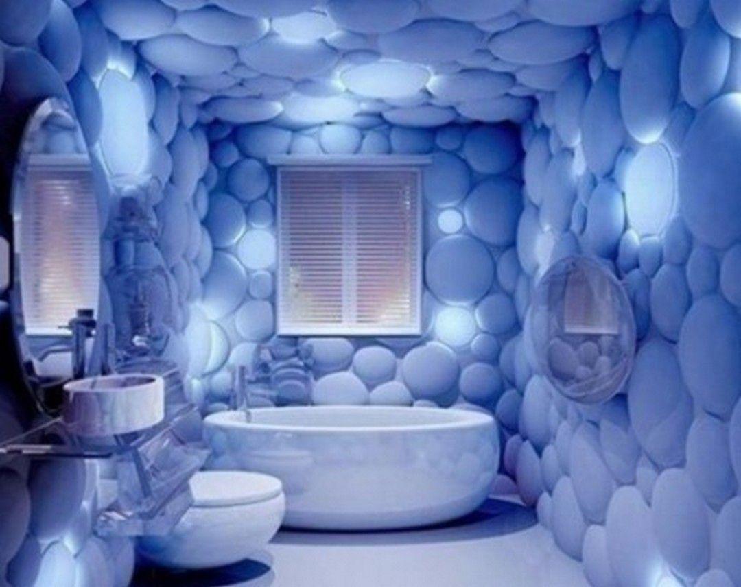 7 Weird Wall Decoration Ideas For Bathrooms Creative Bathroom Design Best Bathroom Designs Home Room Design