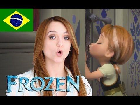 Frozen Voce Quer Brincar Na Neve Musicas Da Disney Musica Da