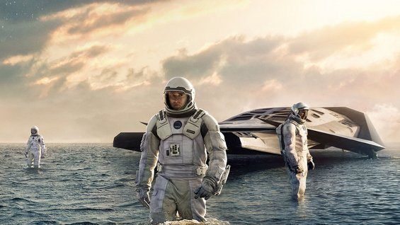 Hans Zimmer On The Interstellar Soundtrack This video, via Elegyscores, features Hans Zimmer discussing the creation of the sundtrack for Christopher Nolan's film Interstellar. via man
