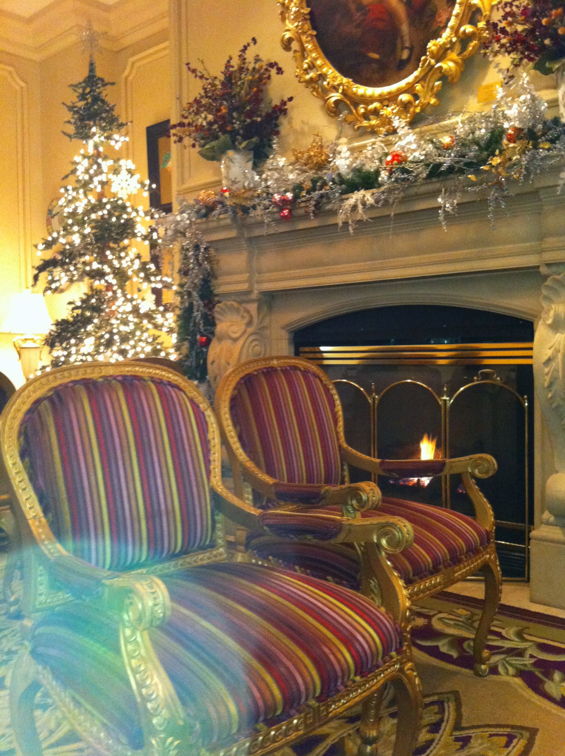 Christmas at the Garden City Hotel | Happily Ever After | Pinterest