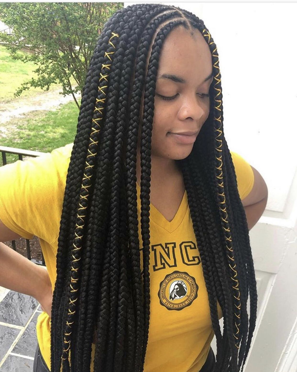 The Ultimate Guide For Summer Hairstyles Nique S Beauty Box Braids Hairstyles Braided Hairstyles Hair Styles