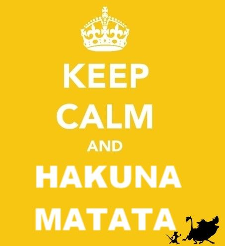 Hakuna Matata Cool Words Funny Quotes Words