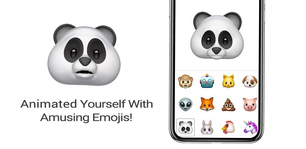 Emoji maker free personal animated phone emojis trong