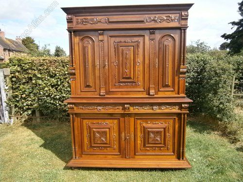 French House-keepers Cupboard - Antiques Atlas