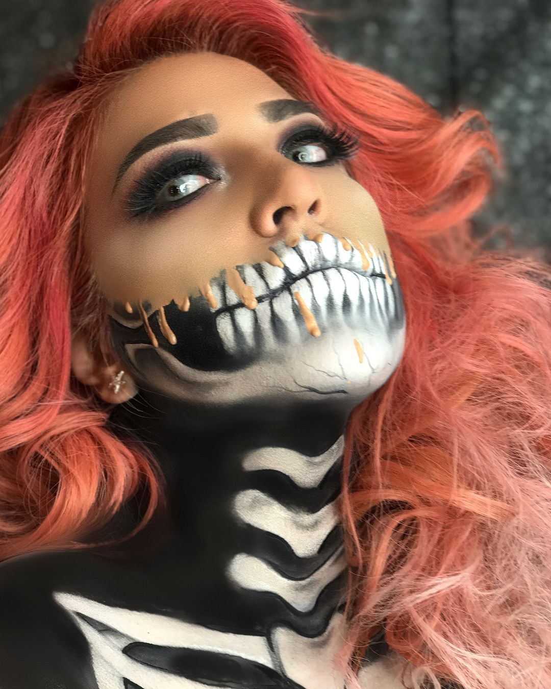 Pin by Rob Kline on Cool Stuff Halloween makeup, Theatre