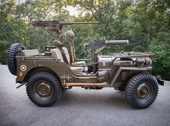1951 Willys M38 Jeep Willys Jeep Military Jeep Willys