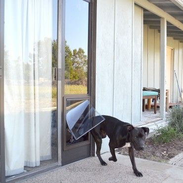 Cheap Doggie Doors Can Be Perfect For Some Situations Dog Door Sliding Glass Dog Door