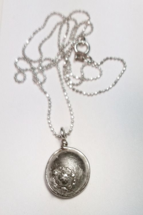 Iris Sandkuhler on Tumblr. Learn how to make pure silver (.999) breast pendants for breast cancer awareness, gifts and healing process. Private lessons or to buy. Each piece is one of a kind.