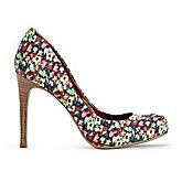 "Jessica Simpson ""Calie"" Leather or Fabric Pump"