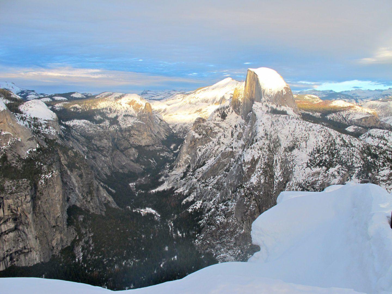 Winter In Yosemite National Park California Travel Yosemite National Parks [ 1080 x 1440 Pixel ]