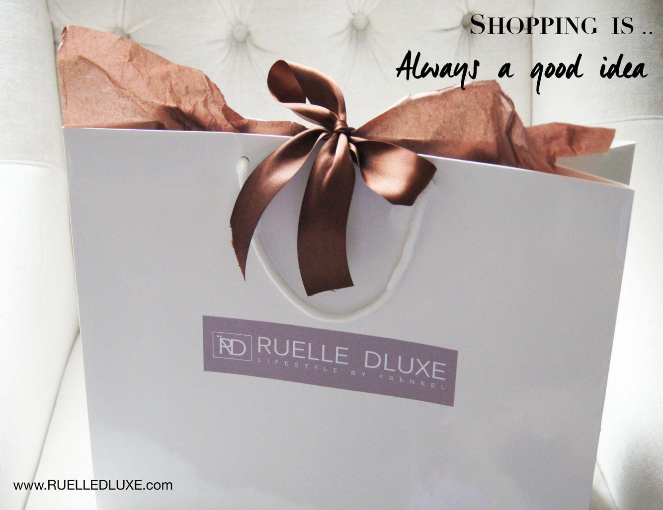 Just saying...www.ruelledluxe.com
