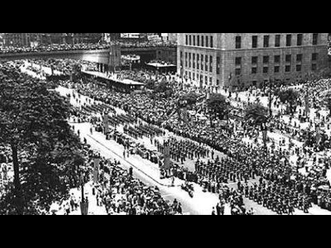 1954 - A Grande Festa do 9 de Julho em São Paulo  Se você não sabe como foi a comemoração do 9 de julho no ano do quarto centenário de São Paulo, assista este vídeo, com imagens raras da nossa amada São Paulo, com todo clima europeu e elegante, da nossa cidade naqueles tempos