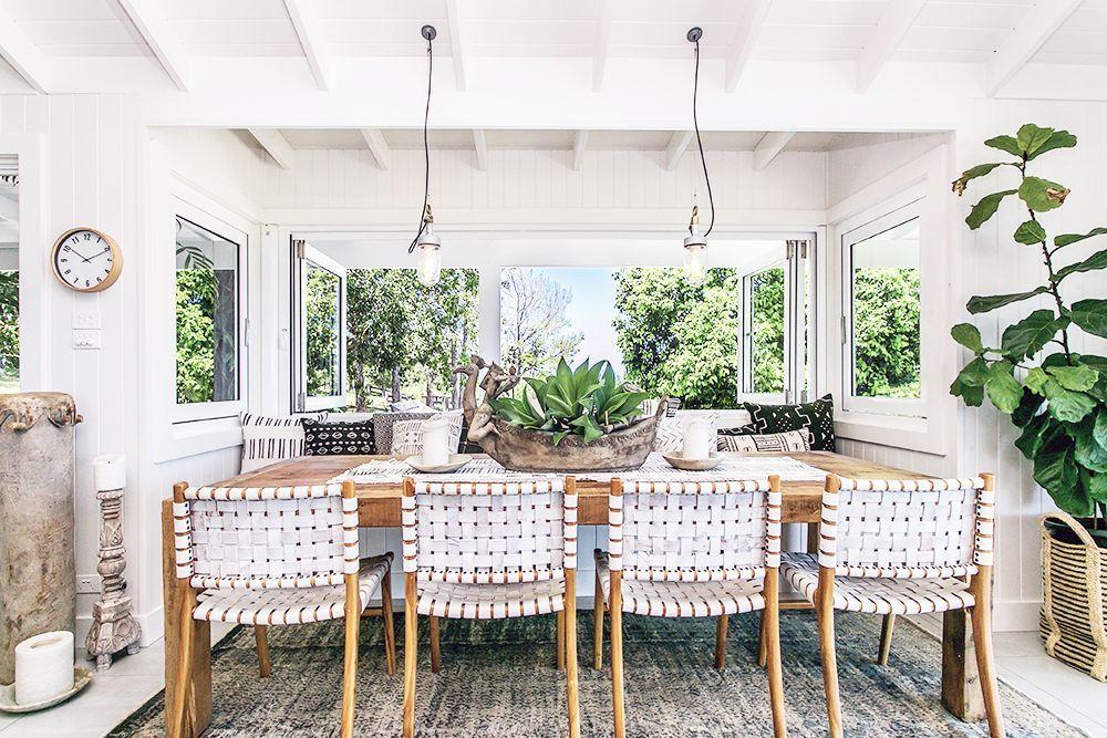 Design Inspiration: The Grove Byron Bay Retreat | Dining ...
