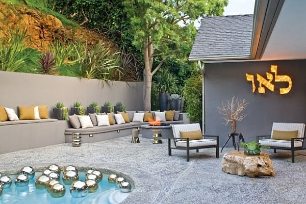 Backyard Pool Designs creating a backyard oasis: 26 sleek pool designs | pool designs
