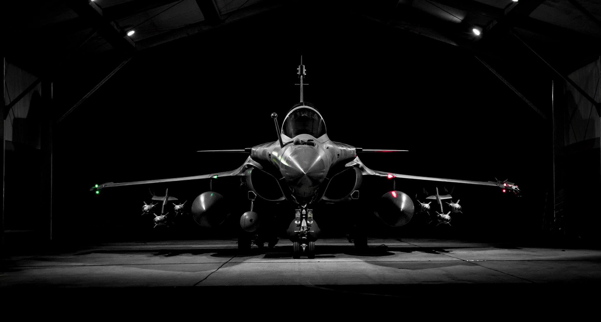 Just The Incredibly Beautiful Dassault Rafale 2048 X 1099