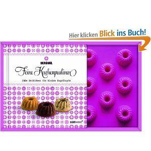 Feine Kuchenpralinen Set Susse Backideen Fur Kleine Gugelhupfe Buch Mit Silikonform Backideen Backen Kuchen