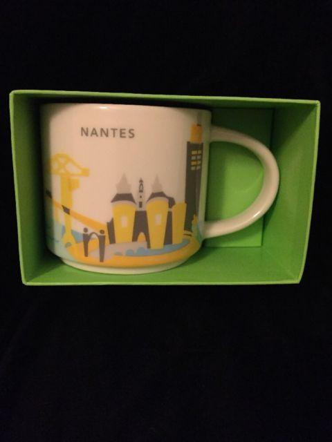 France You Here Are Nantes Cup Mug Shipyard Coffee Starbucks Yah New PuwZiOkXT