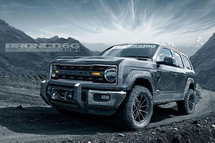 Hennessey Has Extreme Off Road Plans For 2020 Ford Bronco Carbuzz Ford Bronco New Bronco Ford Bronco 4 Door