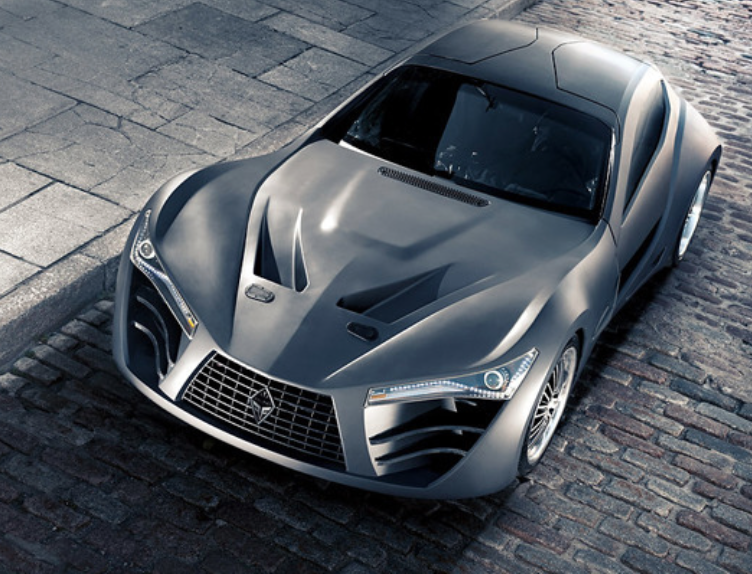 The Felino Cb7 Is The Biggest Baddest Most Insane Canadian Supercar You Ve Never Heard About Video Super Cars Concept Cars Cars