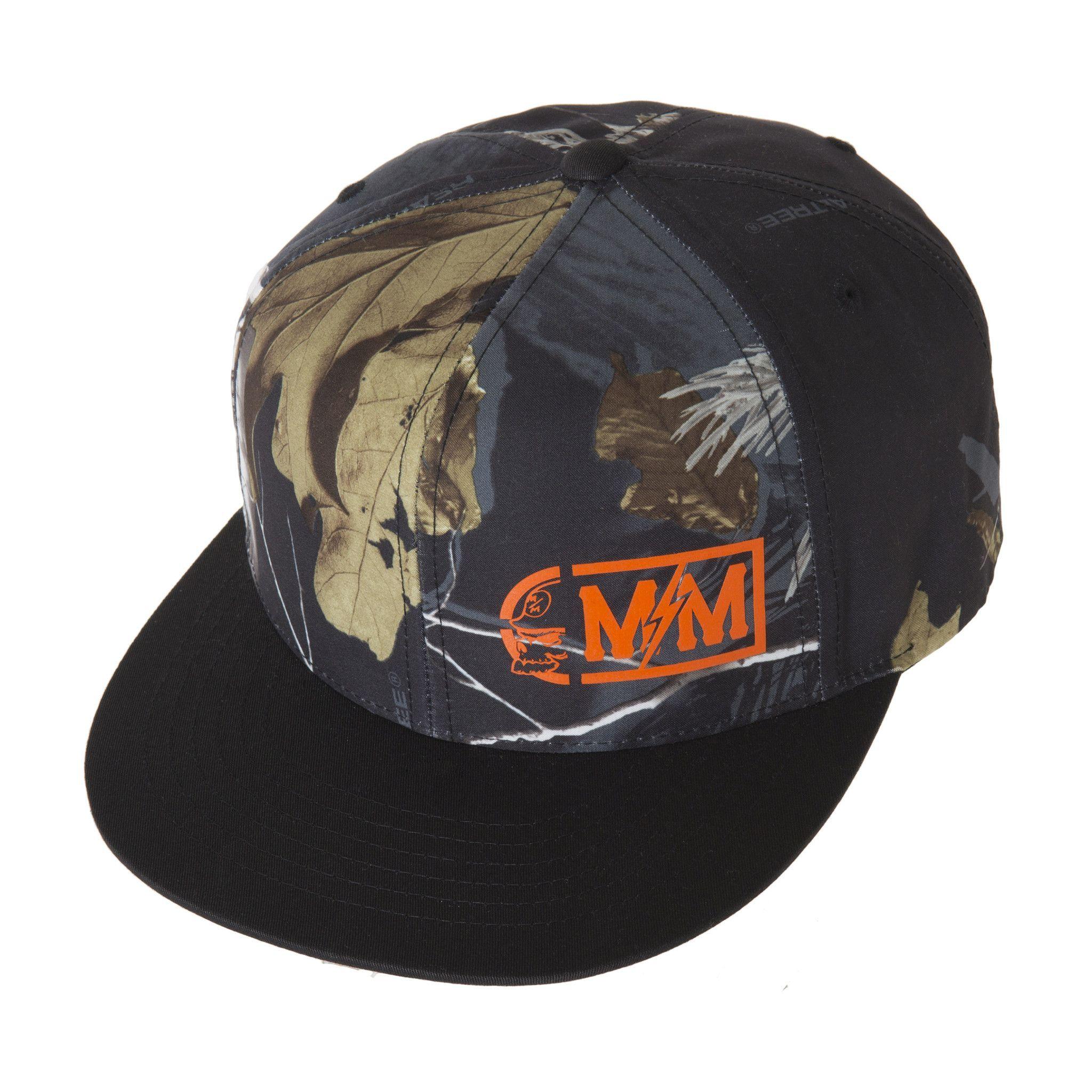 811369c2456 Metal Mulisha Men s Point Realtree Snapback Hat Dc Skate Shoes