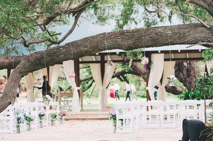Wedding Day Perfection In Western Australia