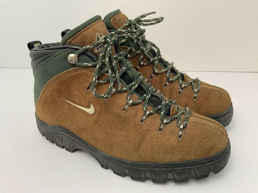 Vintage Nike ACG Regrind Hiking Boots