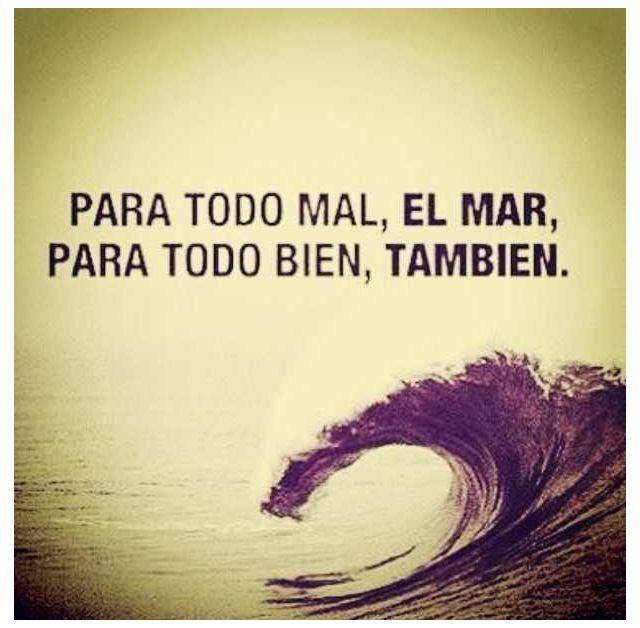 A La Mar Me Voy Mis Hechos Dirán Quien Soy Frases De La