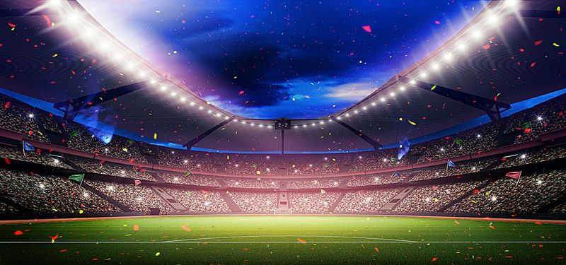 Football Stadium Athletic Facility Laser Stadium Background Background For Photography Olympic Venues Football Stadiums