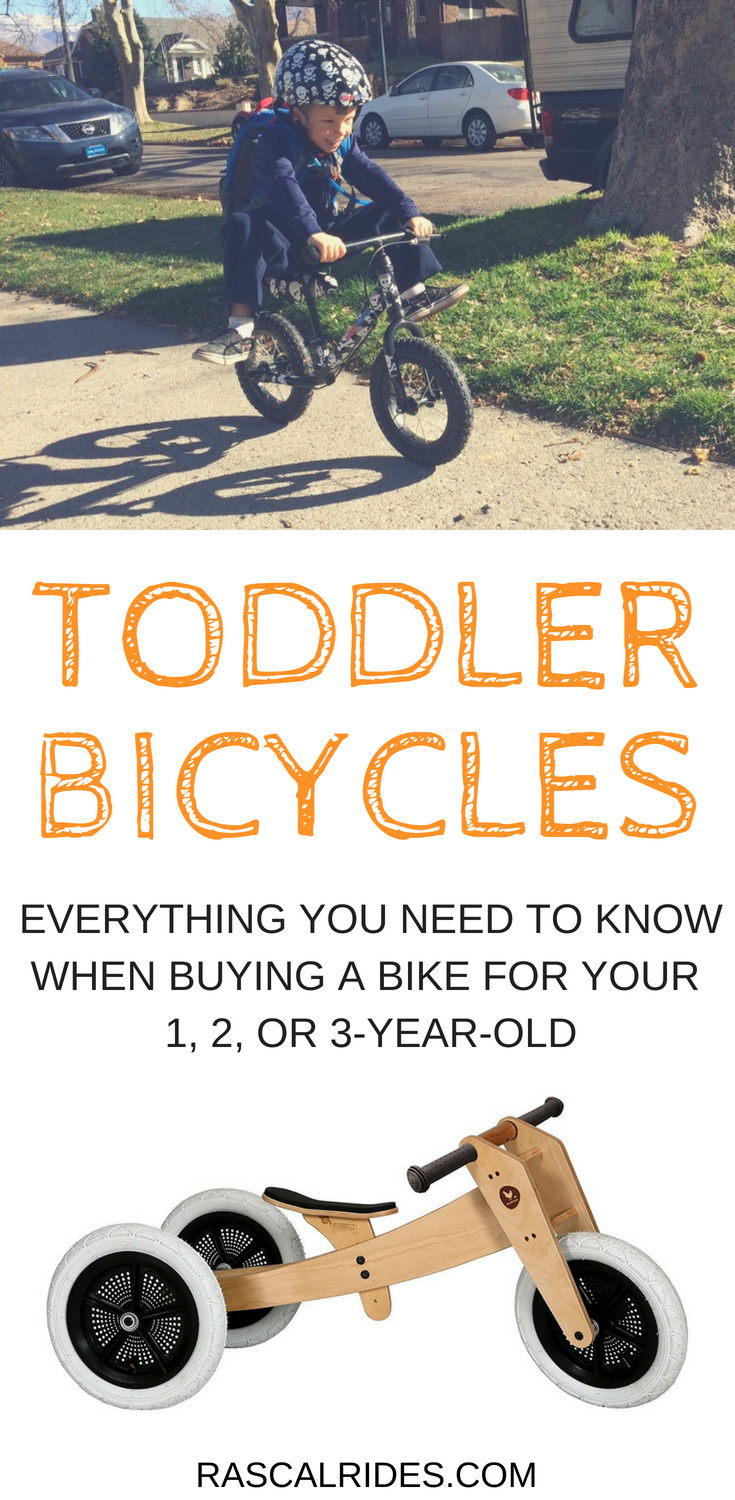 5 Best Toddler Bikes For Your 1 2 Or 3 Year Old Toddler
