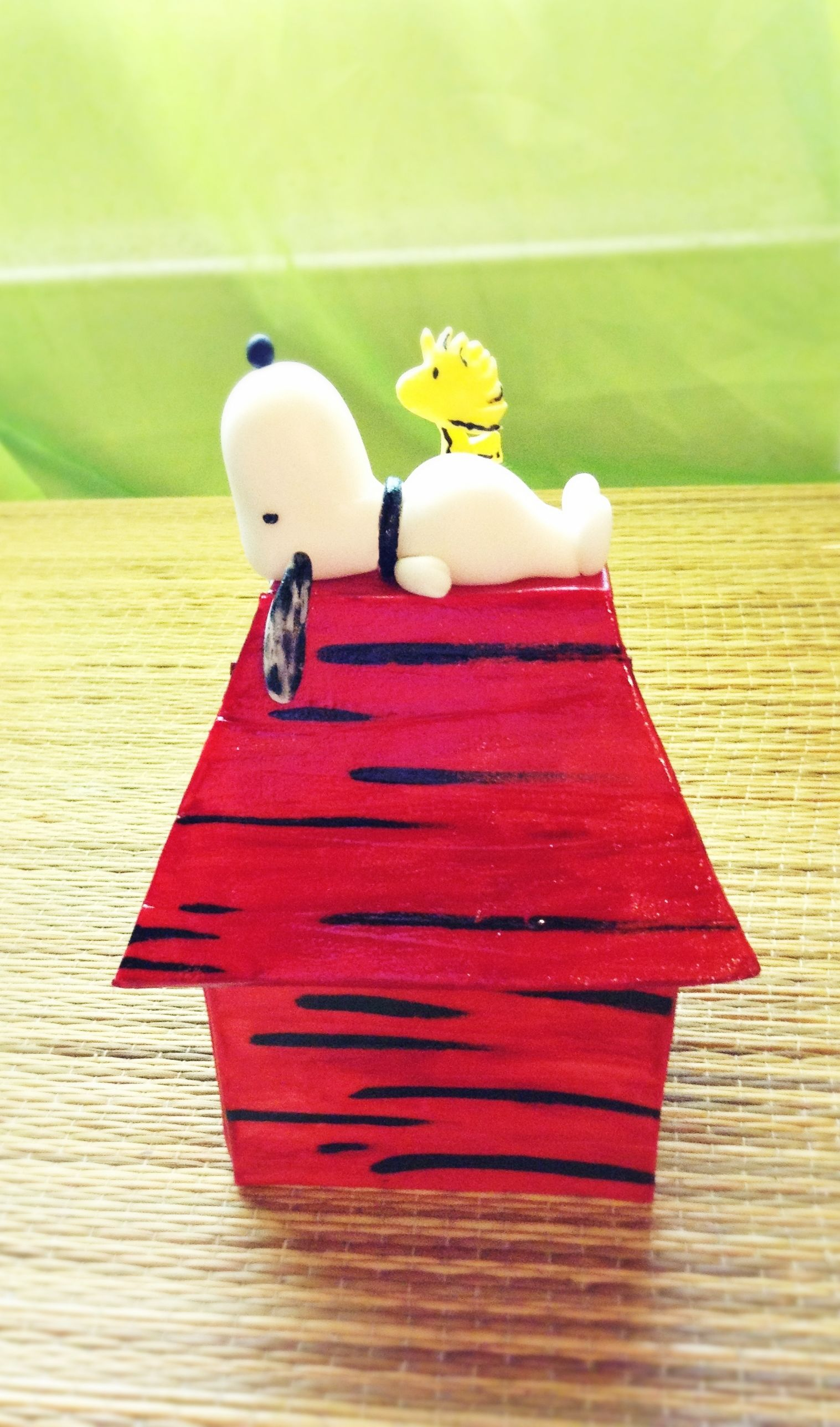 Snoopy Cake Topper