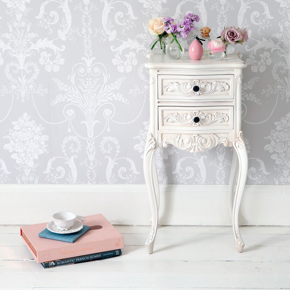 Provencal Perfect Bedside Table  |  Bedside Tables  |  Tables  |  French Bedroom Company