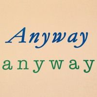 Anyway anyway by Iain Halliday on SoundCloud