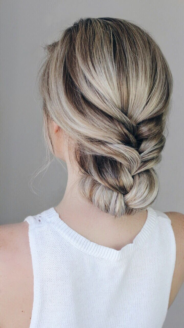 Beautiful Updo For Prom A Wedding Or Formal Event Alex Gaboury Long Hair Styles Formal Event Hair Short Hair Styles Easy