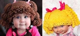 Resultado de imagen para gorras para niña