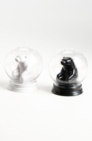 Snow Globe Salt Pepper Shakers Nordstrom