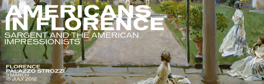 """""""Americans in Florence"""": discover historic ties between Florence and America through art"""
