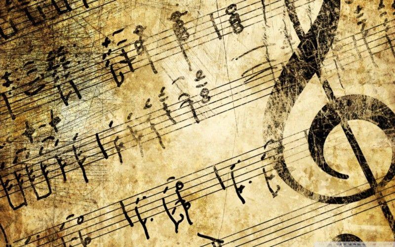 The Creativity Myth Music Wallpaper Sheet Music Music Backgrounds