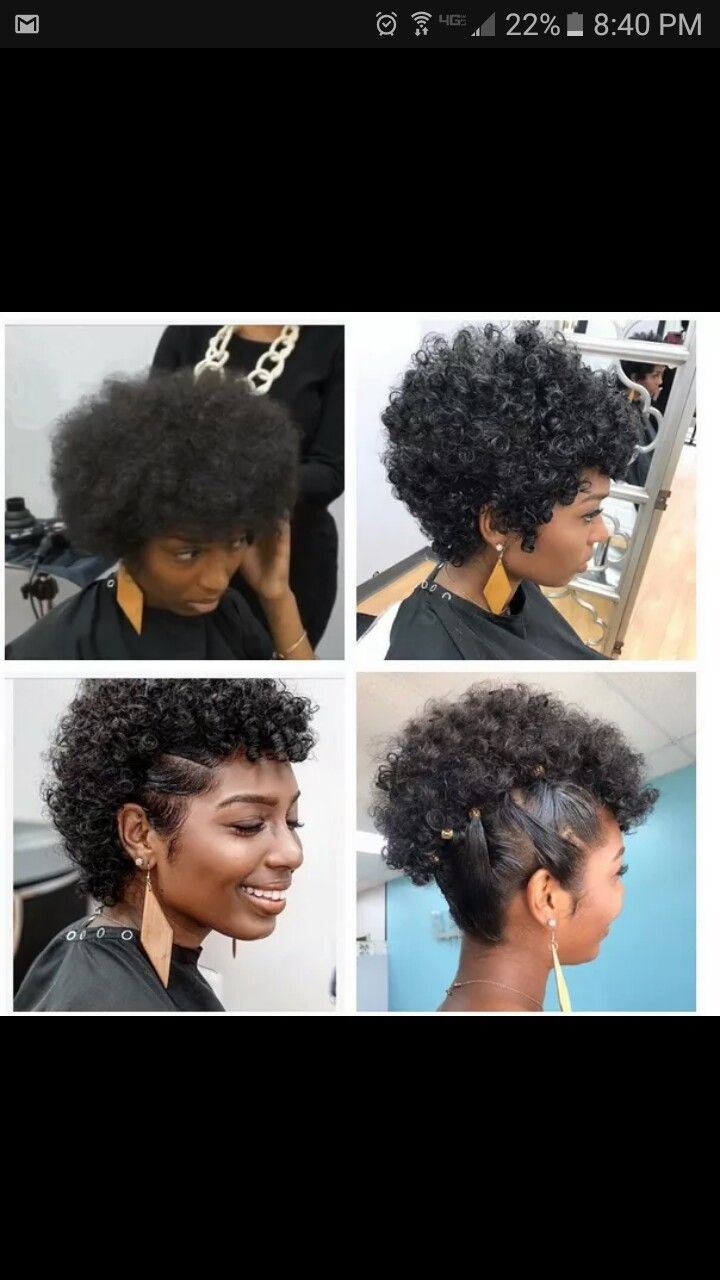 pin by b on natural hair | pinterest | natural, black girls