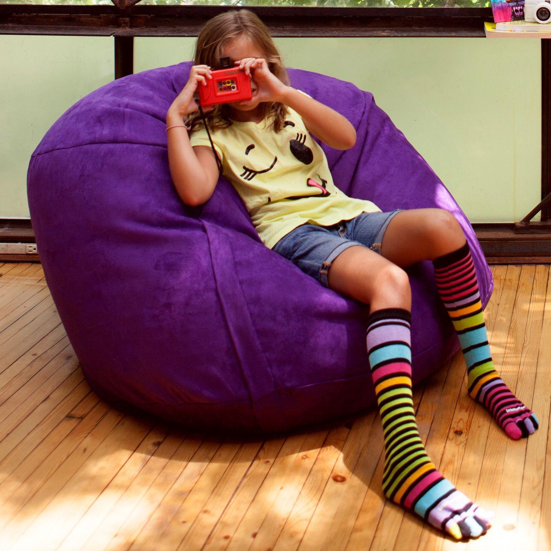 Jaxx Classic Saxx 3 Foot Jaxx Sac Bean bag chair, Kids