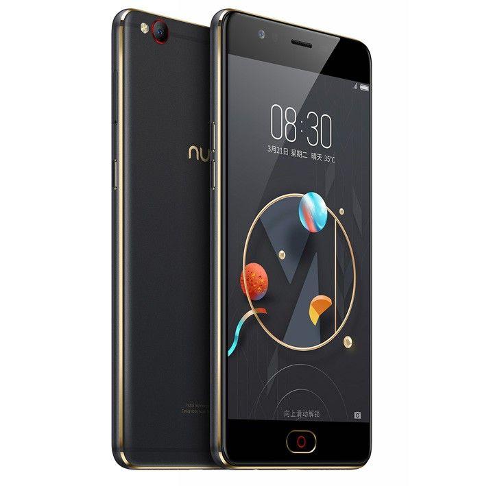 Buy Nubia M2 Lite 4G LTE 4GB 32GB Helio P10 Octa Core Android 6.0 Smartphone