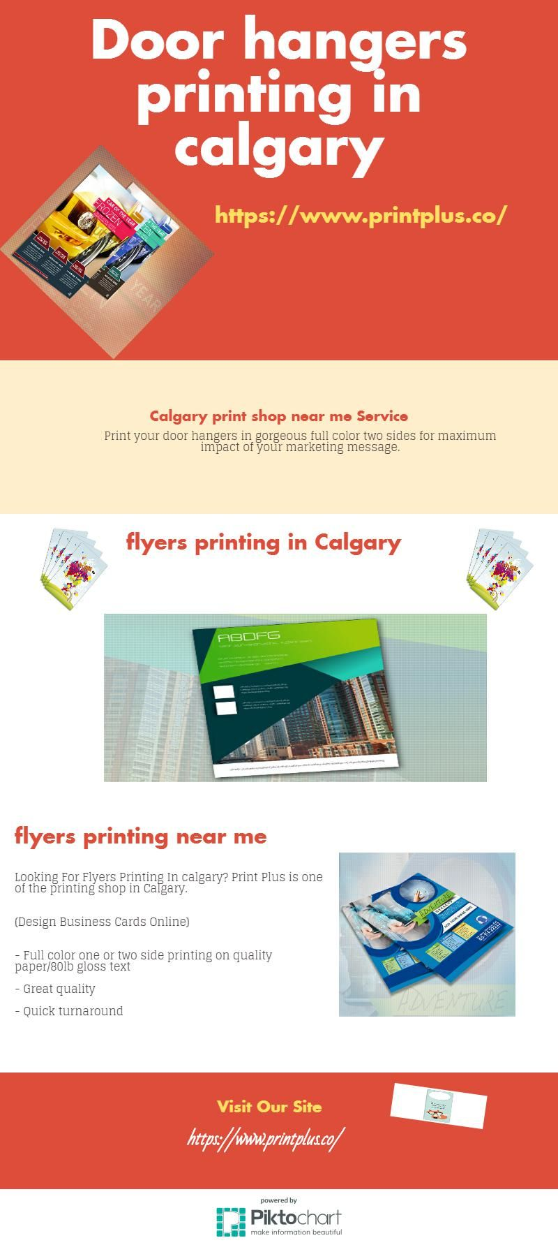 Looking For Flyers Printing In calgary? Print Plus is one of the ...